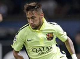 Real Madrid offered £116m to sign Neymar from Santos, says Barcelona forward's dad