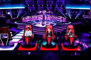 'The Voice' Blind Auditions - Part 4: Adam Witnesses Pharrell and Blake's 'Bloodbath'