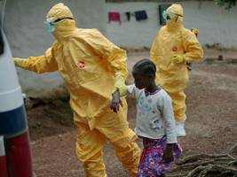 ebola orphan crisis threatens to engulf impoverished west africa